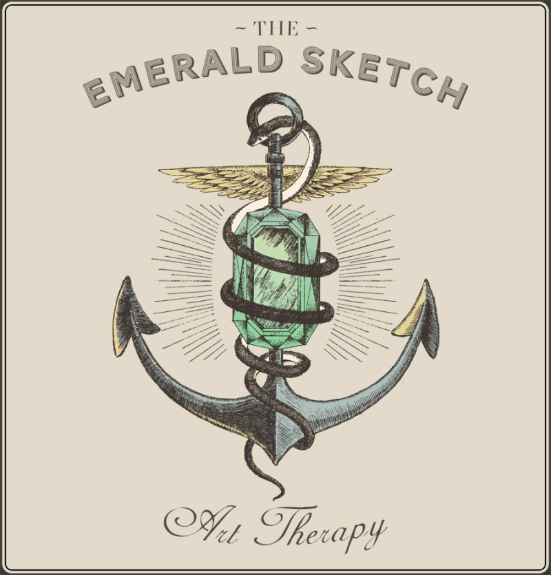 Join the Emerald Sketch Club and contribute to crisis response art therapy movement providing clinical services to Sandy Hook school students and families.